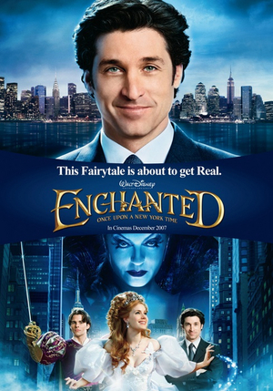 Patrick Dempsey Reveals He Will Sing and Dance in Upcoming ENCHANTED Film Sequel