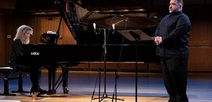 Dimitri Platanias' Recital Streams as Part of the 'Mediterranean Desert' Festival From the Greek National Opera