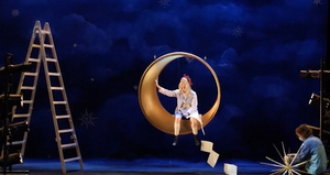 A CHRISTMAS NIGHT DREAM Will Be Presented By National Theatret This Christmas