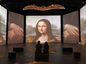 DA VINCI EXPERIENCE is Presented at Via Campo Marzio Through 30 May