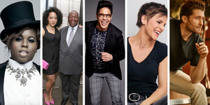 Chuck & Lilli Cooper, George Salazar, Alex Newell, & Jenn Colella Join THE SETH CONCERT SERIES Lineup