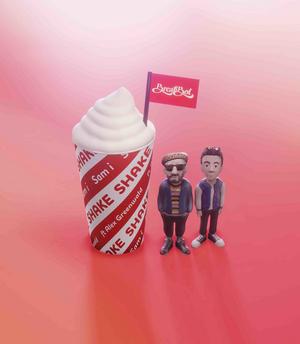 Sam i Shares Breakbot Remix of 'Shake'