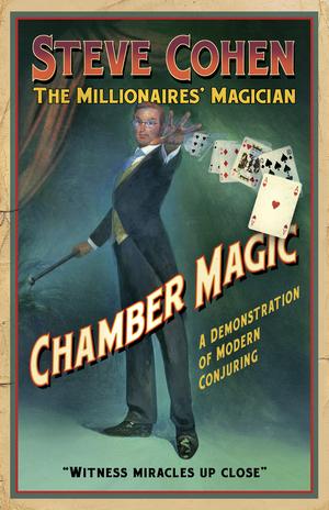 Steve Cohen's CHAMBER MAGIC to Resume Performances in June