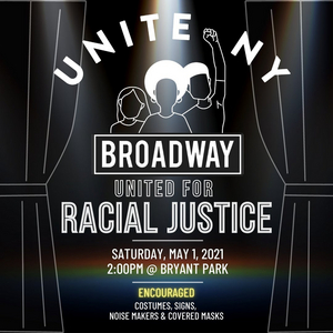 Eden Espinosa, Liesl Tommy, Clint Ramos and More to Speak at BROADWAY UNITED FOR RACIAL JUSTICE