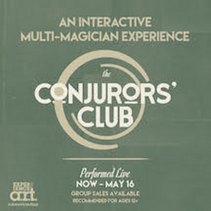 THE CONJURORS' CLUB Returns to A.R.T