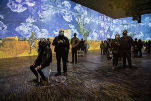 Immersive Van Gogh San Francisco Announces Collaboration With Villa San Francisco