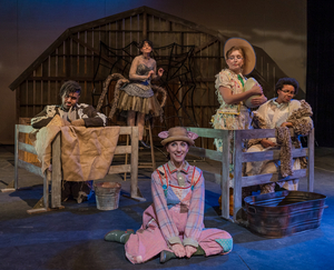 CHARLOTTE'S WEB to be Presented by Magik Theatre in May