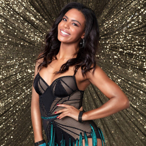"""Britt Stewart, The First Black Female Pro On """"Dancing With The Stars"""", Launches Share The Movement"""