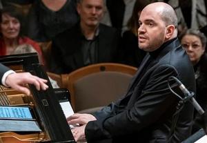 The Czech Philharmonic and Kirill Gerstein Perform a Concert This Week in Rudolfinum Dvorak Hall