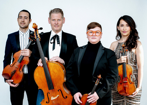 Catalyst Quartet Returns to 'Lot of Strings' With UNCOVERED