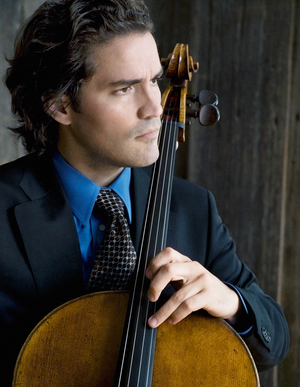 Vancouver Symphony Orchestra Season Finale Features Grammy-Winning Cellist Zuill Bailey