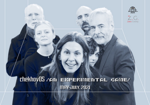 Jessica Hecht, Melanie Moore, Mikhail Baryshnikov and More Star in CHEKHOVOS/AN EXPERIMENTAL GAME/