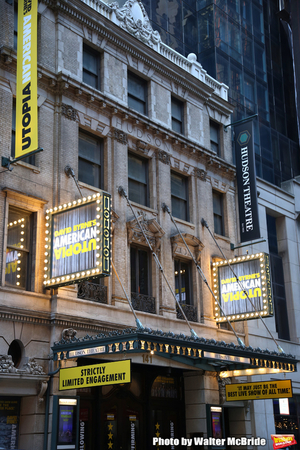Theater Stories: SUNDAY IN THE PARK WITH GEORGE, HEAD OVER HEELS, PLAZA SUITE & More About The Hudson Theatre