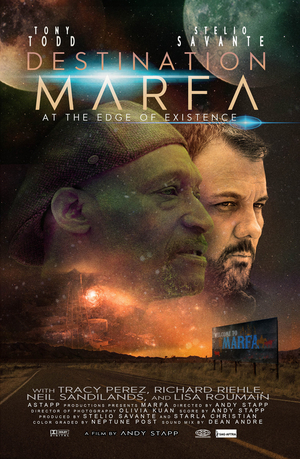 SP Releasing Acquires Sci-Fi DESTINATION MARFA