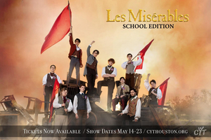LES MISERABLES - SCHOOL EDITION to be Presented by Christian Youth Theater