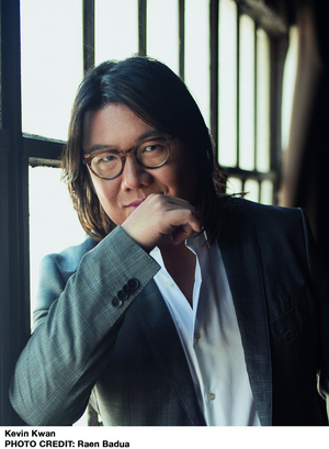 Author Kevin Kwan Talks New Novel 'Sex And Vanity' at AUTHORS ON A NEW ENGLAND STAGE