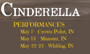 CINDERELLA Will Be Performed at Indiana Ballet Theatre Next Week