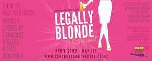 BWW Review: LEGALLY BLONDE at Centrestage Youth Theatre