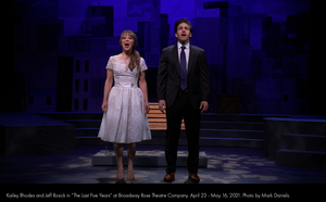 BWW Review: THE LAST FIVE YEARS at Broadway Rose