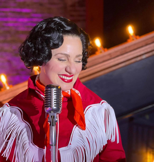 BWW Review: Theater West End's ALWAYS... PATSY CLINE Is a Cute Musical About a Star and Her Stan