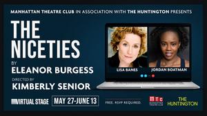 Virtual Premiere of THE NICETIES Starring Lisa Banes and Jordan Boatman to Stream in May
