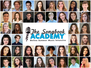 Songbook Academy Names Top 40 National Finalists for Summer Intensive