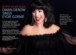 GYPSY IN MY SOUL: DAWN DEROW SINGS EYDIE GORME To Debut May 23rd