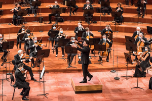 Robert Trevino Named Principal Guest Conductor of the RAI National Symphony Orchestra
