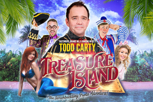 EASTENDERSActor Todd Carty To Star In Summer Panto At St Helens Theatre Royal