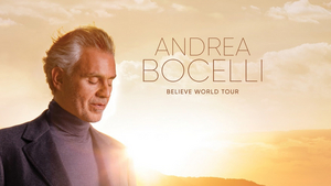 The Philly POPS Joins Legendary Tenor Andrea Bocelli For One-Night-Only Holiday Performance