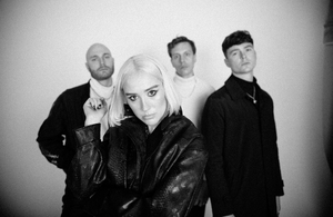 UK Rockers YONAKA Release 'Call Me A Saint'