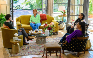 TURNING THE TABLES WITH ROBIN ROBERTS Premieres July 30 on Disney Plus