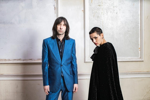 Bobby Gillespie & Jehnny Beth Share New Track 'Chase It Down'