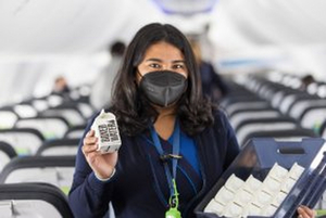 Alaska Airlines Announces Partnership with Boxed Water to Reduce Plastic Waste