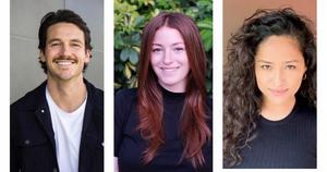 Range Media Partners Announce Hiring of Music Executives Cameron Lutz, Leah Bublis & Tania Cruz