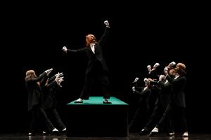 Companhia Nacional de Bailado Hosts Conversation on the Dançar em Tempo de Guerra Program Tomorrow