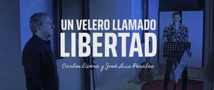 VIDEO: Carlos Rivera estrena LEYENDAS con UN VELERO LLAMADO LIBERTAD