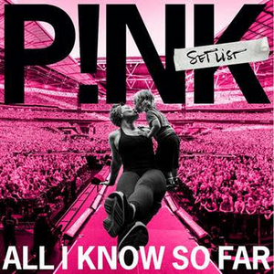 Pink Releases New Single 'All I Know So Far'