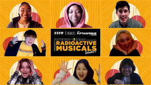 The 5th Avenue Theatre Presents RISING STAR PROJECT: RADIOACTIVE MUSICALS VOLUME 2