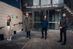 Tickets Released For AREA OF A CIRCLE From Dundee Rep