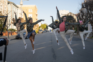 WATCH: FLY ME TO THE MOON New Dance Film Released Featuring Vocals by Grammy Winner Ledisi