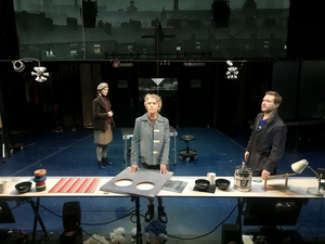 The Wooster Group's Production of THE MOTHER to Premiere at Wiener Festwochen in June