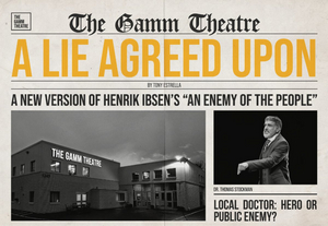 Gamm Presents Virtual StagedReading Of A LIE AGREED UPON