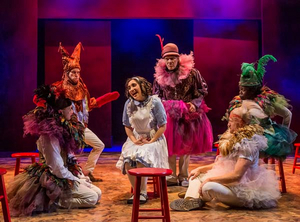 Full Cast and Crew Announced For ALICE IN WONDERLAND From A Noise Within
