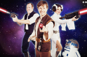 SPACE WARS Will Be Performed at the Gaslight Theatre This Summer