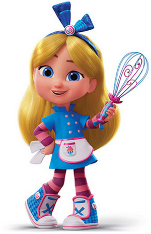 ALICE'S WONDERLAND BAKERY Debuts in 2022 on Disney Junior
