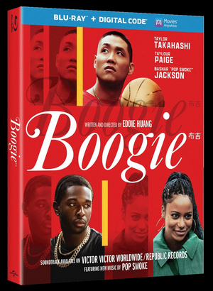 BOOGIE Available on Digital May 18