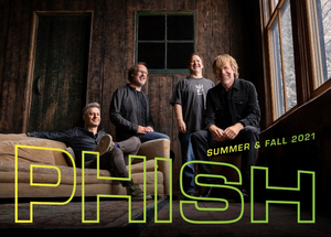 Phish Announce Combined Summer & Fall 2021 Tour Dates