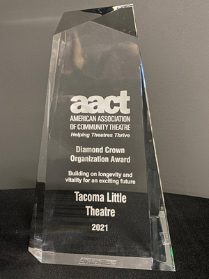 Tacoma Little Theatre Receives National Award