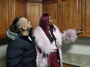 Dominique Jackson & Fiance Find Dream Home on HOUSE HUNTERS